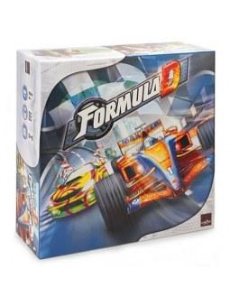 Formula D jeu de société