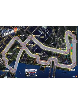 Formula D : Extension 3 - Singapore / Docks