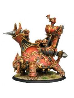 Skorne Siege Animantarax Battle Engine