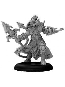 Cryx Captain Aiakos Warcaster