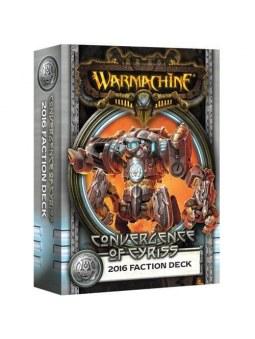 Convergence Faction Deck MK.III warmachine