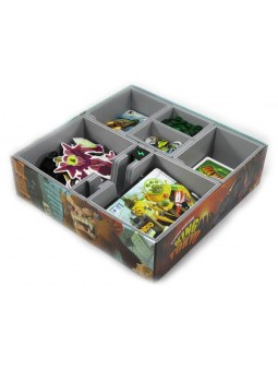 Folded Space: King of Tokyo jeu