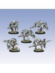 Convergence Reciprocators (5) Unit warmachine