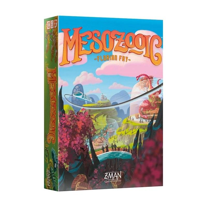 Mesozooic jeu