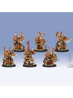 Skorne Cataphract Incindiarii  warmachine