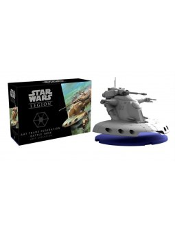 Star Wars Legion: AAT Trade Federation Battle Tank Unit