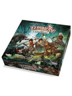 Zombicide Black Plague : Wulfsburg jeu