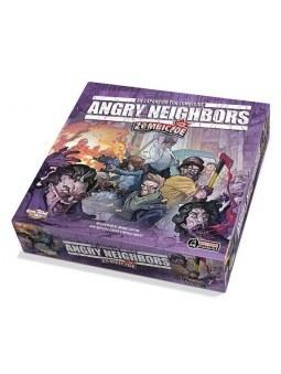 Zombicide Angry Neighbors jeu
