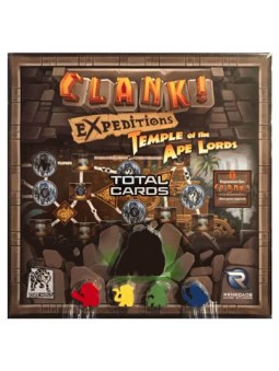 Clank! Expeditions: Temple of The Ape Lord jeu