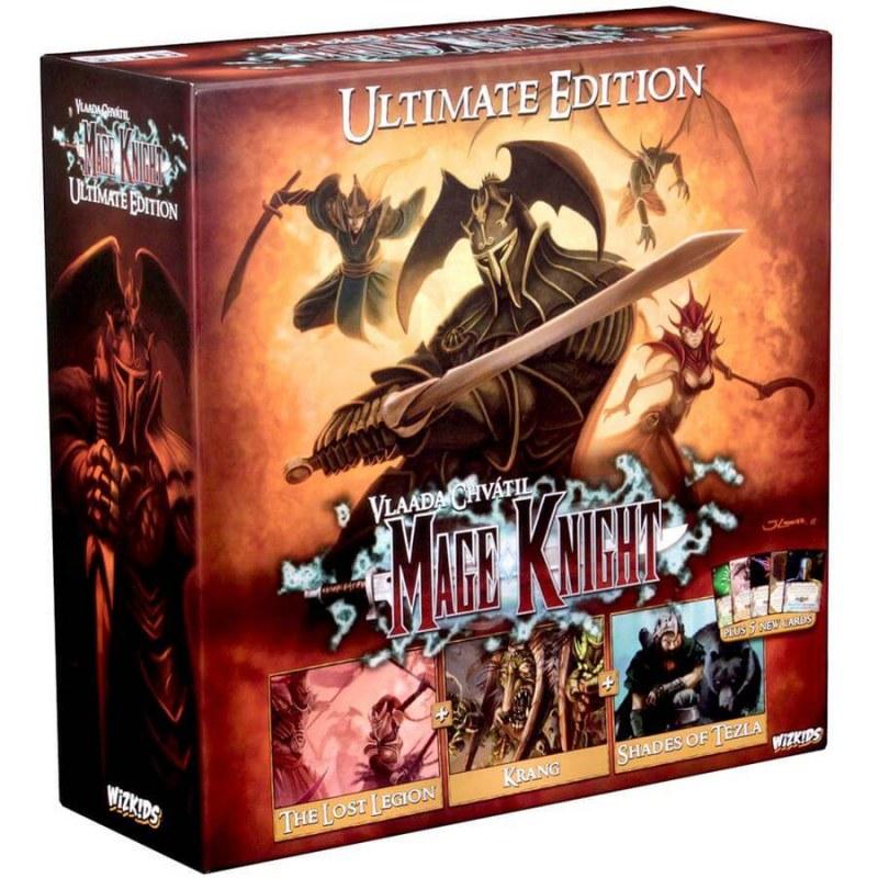 Ultimate Mage Knight jeu