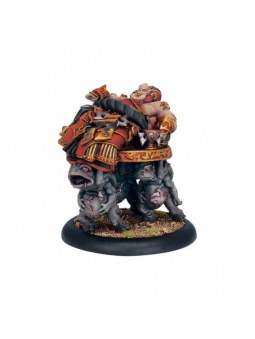 Skorne Dominar Rasheth Warlock warmachine