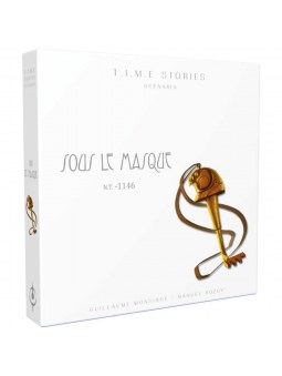 Time Stories Extension - Sous le Masque jeu