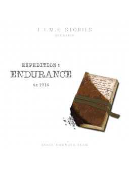 Time Stories Extension - Expedition Endurance jeu