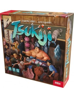 Tsukiji  jeu