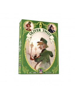 Oliver Twist jeu