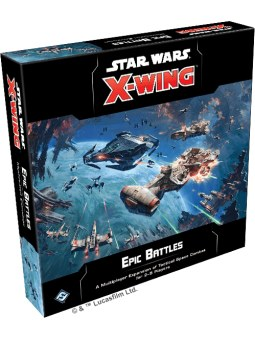 X-Wing 2ND ED: Epic Battles Multiplayer Expansion