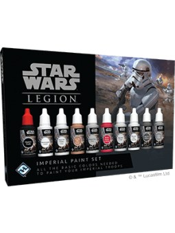 Star Wars Legion: Imperial Paint Set