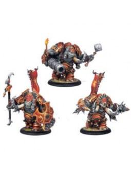 Skorne Heavy Warbeast Titan/Gladiator/Sentry