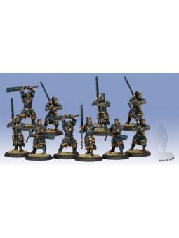 Skorne Immortals (10) Unit warmachine