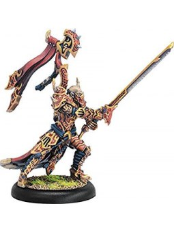 Skorne Lord Tyrant Zaadesh Warlock horde