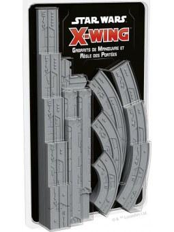 X-Wing 2.0 : Gabarits de Manoeuvre & Règles Portées