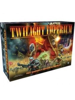 Twilight Imperium 4e Edition jeu