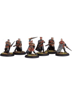 Khador Allies Kayazy Assassins Unit warmachine