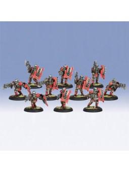 Khador Assault Kommandos (10) Unit warmachine