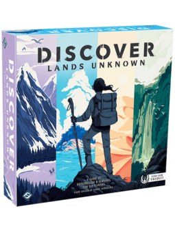 Discover : Terres Inconnues jeu