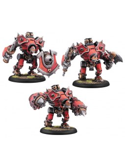 Khador Berserker/Mad Dog/Rager Heavy Warjack warmachine