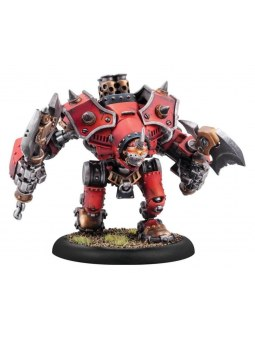 Khador Drago Character Heavy Warjack warmachine
