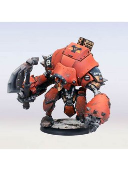 Khador Extreme Juggernaut Heavy Warjack warmachine