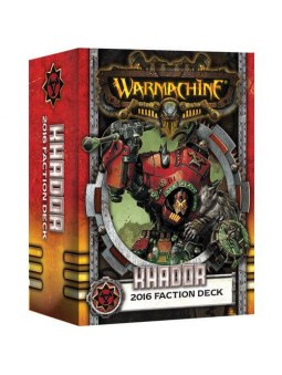 Khador Faction Deck MK.III warmachine