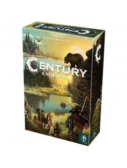 Century - A New World jeu