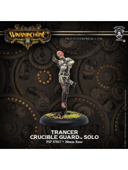 Golden Crucible Trancer Solo warmachine