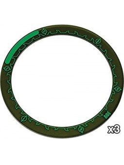 "Hordes 4"" Area Of Effect Ring Markers"