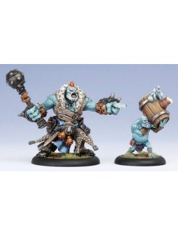 Trollblood Borka Kegslayer Warlock