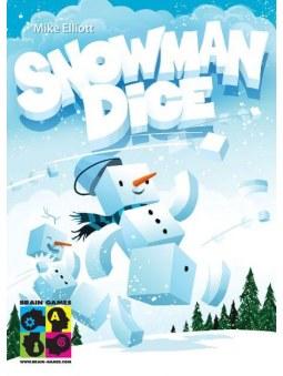 Snowman Dice  jeu