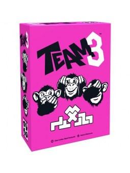 Team 3 rose/pink jeu
