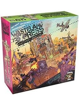 Wasteland Express jeu