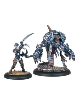 Legion Bethayne & Belphagor Warlock Unit horde