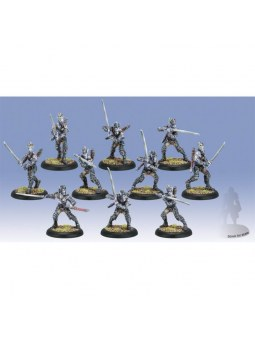 Legion Blighted Nyss Archers/Swordsmen horde