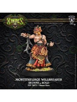 Skorne Mortitheurge Willbreaker Solo horde