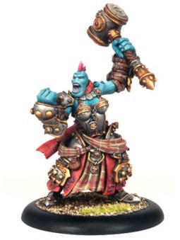 Trollblood Grissel Marshal of the Kriels Epic Warlock horde