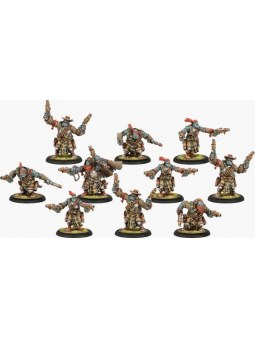 Trollblood Highwaymen (10) Unit