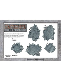 Battlefield in a Box: Craters