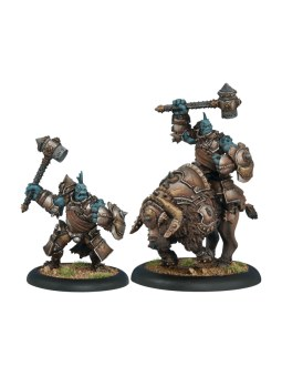 Trollblood Horthol, Long Rider Champion horde