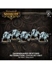 Retribution Dawnguard Destors Cavalry (5) Unit