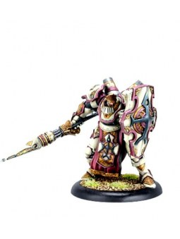 Protectorate Anson Durst Rock of the Faith Paladin Warcaster