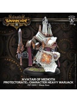 Protectorate Avatar of Menoth Character Warjack